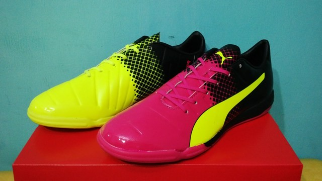 Jual sepatu futsal puma evopower pink biru Harga MURAH   Beli Dari ... 40055051cc