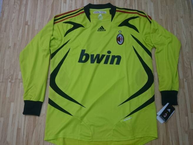 harga Original jersey ac milan 07-08 player issue bnwt size xl Tokopedia.com