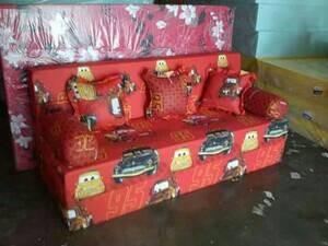 harga Sofa bed inoac uk 200 x 160 x 20 Tokopedia.com