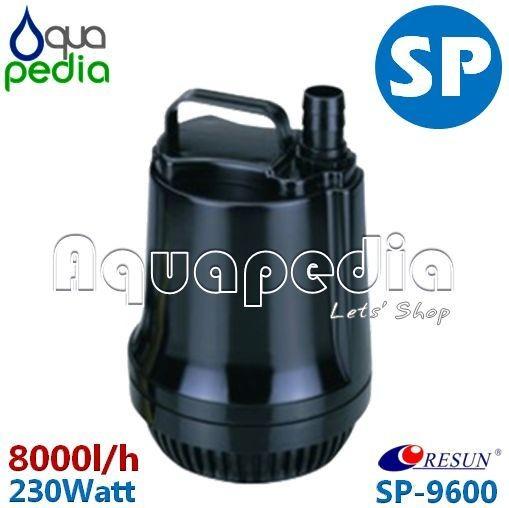 harga Resun sp-9600 pompa air celup vertical submersible water pump. Tokopedia.com