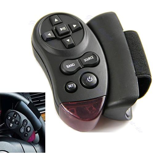 harga Steering wheel universal ir remote control for car cd / dvd / tv / mp3 Tokopedia.com