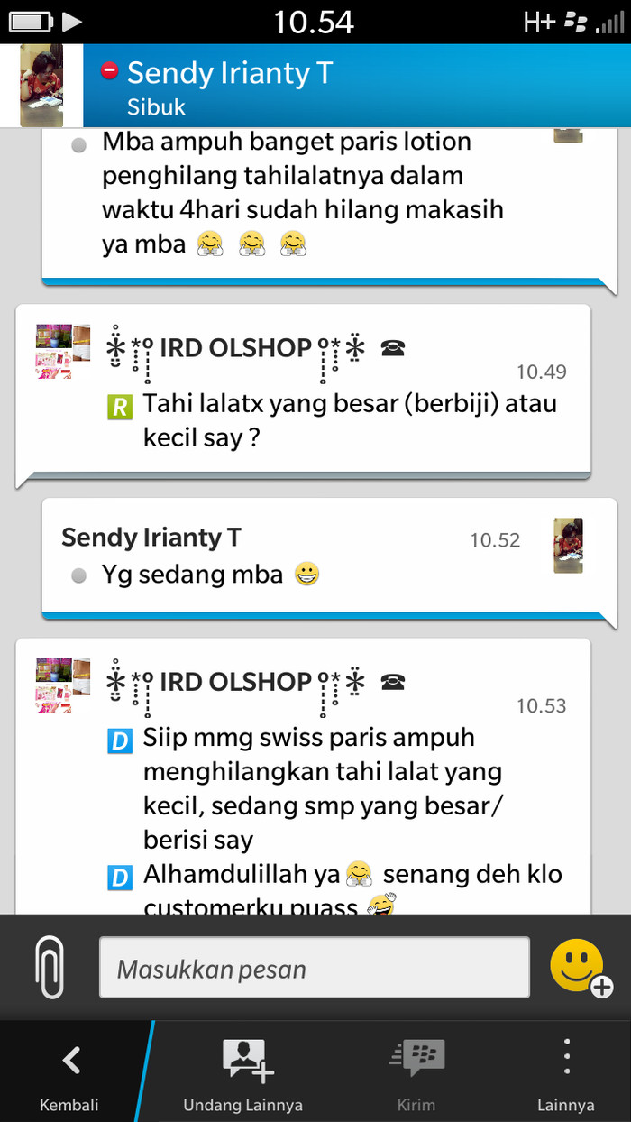 Jual Penghilang Tahi Lalat Dan Kutil Swiss Paris Lotion Ird Olshop
