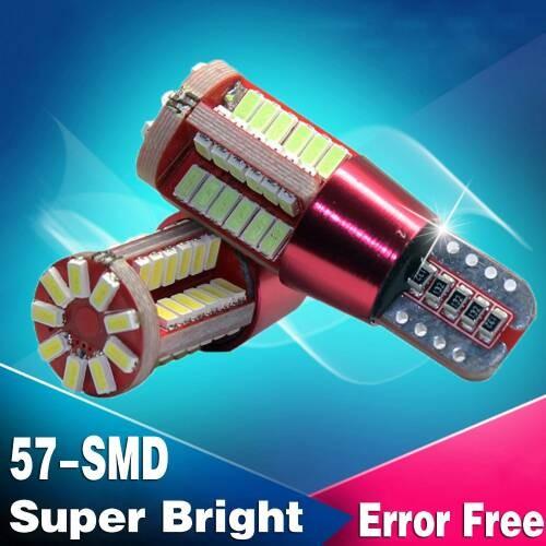 harga Led t10 57smd 4014 14 watt canbus Tokopedia.com