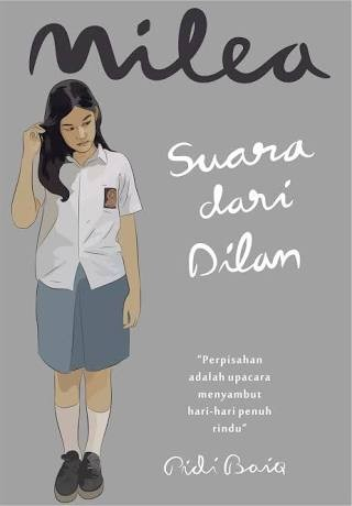 harga Novel Milea : Dilan 3 #pidi Baiq - Preorder Tokopedia.com