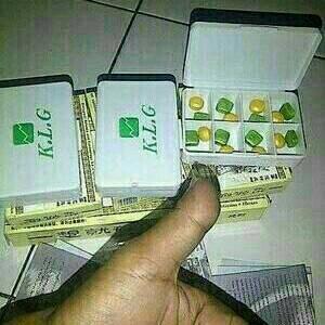 jual isi 48 pil klg original usa asli obat herbal murah tokopedia