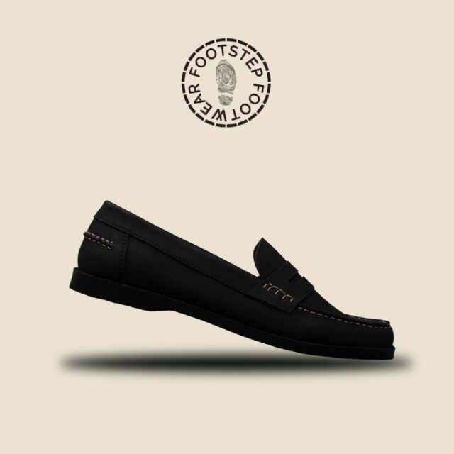 harga Sepatu casual pria footstep paradise black 40-43 Tokopedia.com