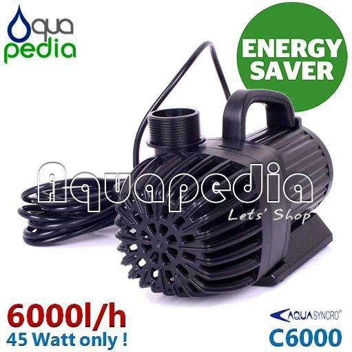 harga Aquasyncro c-6000 pompa 50% hemat listrik energy inverter saver pump Tokopedia.com