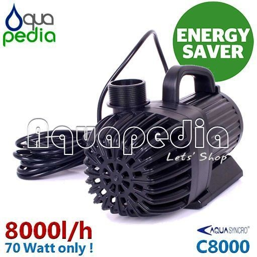 harga Aquasyncro c-8000 pompa 50% hemat listrik energy inverter saver pump Tokopedia.com