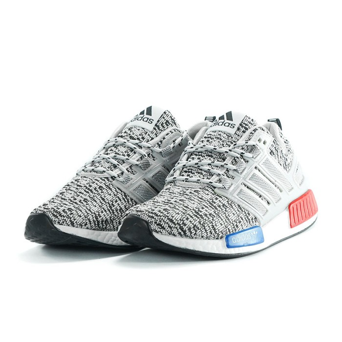 520b217f0c1e4 Jual Sepatu Adidas NMD Yeezy Boost Men GreyWhite - DKI Jakarta ...