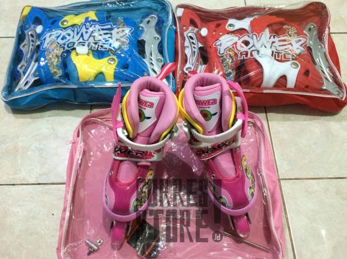 harga Sepatu roda inline skate motif anak free wings Tokopedia.com