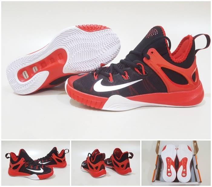 harga Sepatu Basket Nike Hyperrev Hitam Merah Tokopedia.com