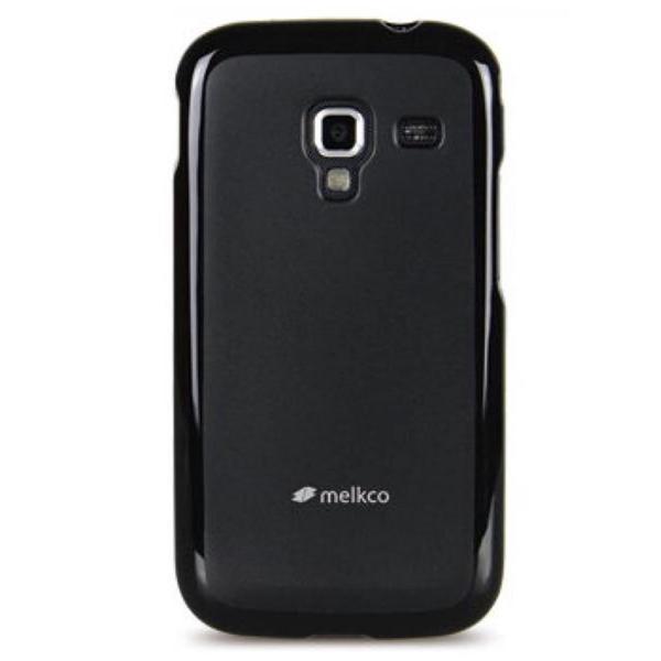 harga Sale!! melkco case poly jacket samsung galaxy ace 2 i8160 - black Tokopedia.com