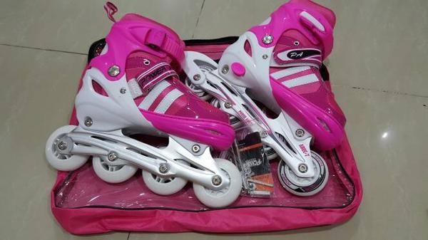 harga Sepatu roda inline skate aosite free baut bajaj Tokopedia.com