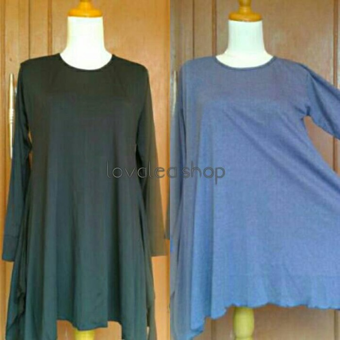 harga Atasan olla/baju/blouse/dress olla polos Tokopedia.com