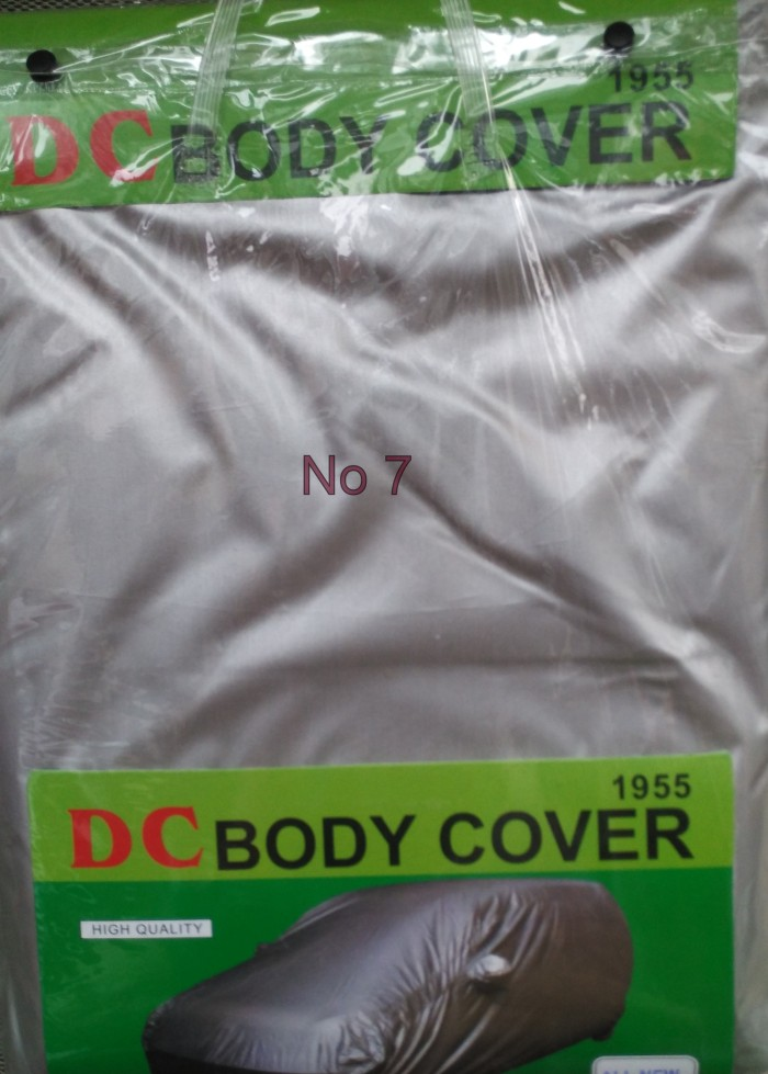 harga No 7 - body cover mobil/ sarung mobil/car cover/selimut mobil Tokopedia.com