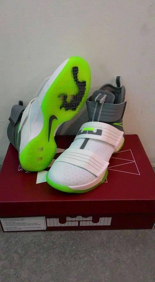 193f64ed5d5 Jual Nike Lebron Soldier 10 dunkmen original !!! - terminal sport ...