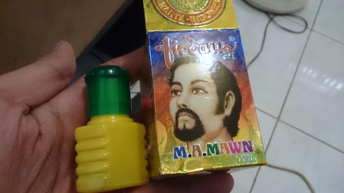 Penumbuh Rambut / Kumis / Jenggot / Jambang Firdaus Oil