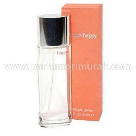 harga Parfum original clinique happy for women edp 100ml Tokopedia.com