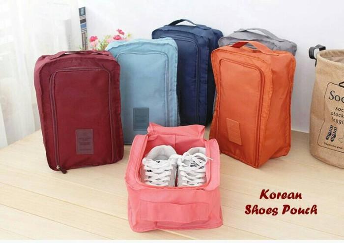 Monopoly shoes pouch ver 3   tas sendal sepatu   shoes bag organizer 35736c4620