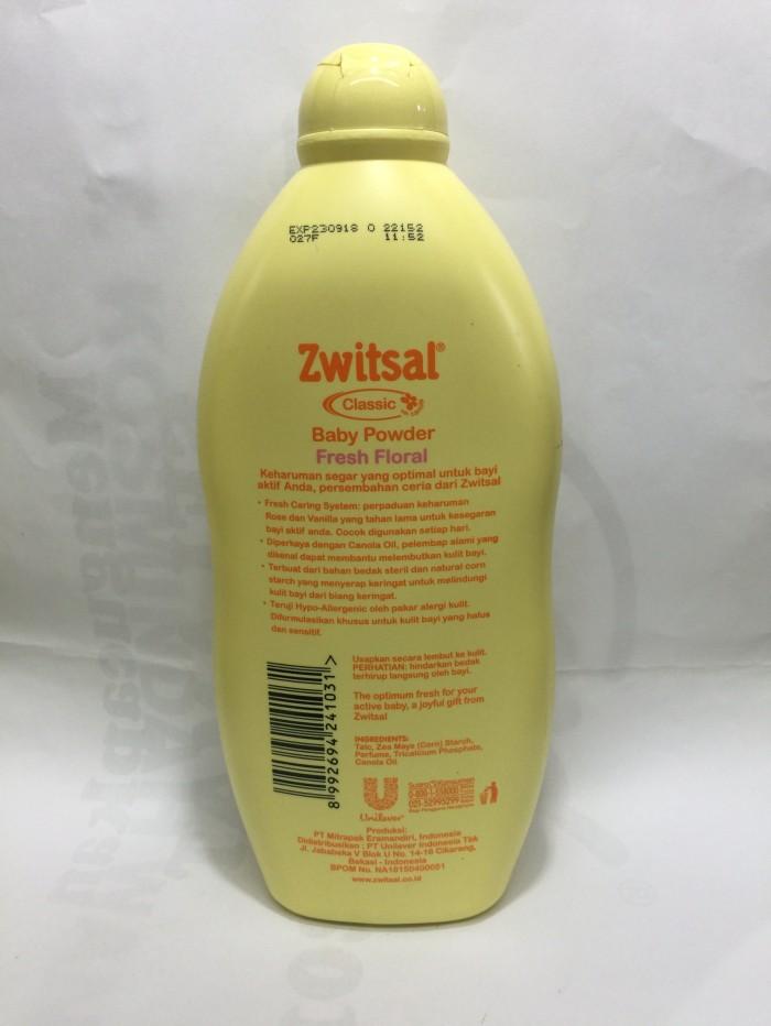 Bedak Zuitzal By Jual Zwitsal Fresh Floral 300 G I M Pro Cosmetic