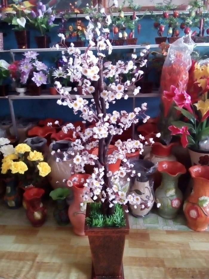 Jual bunga sakura anggun artificial Harga MURAH   Beli Dari Toko ... b5bdcf4b6f