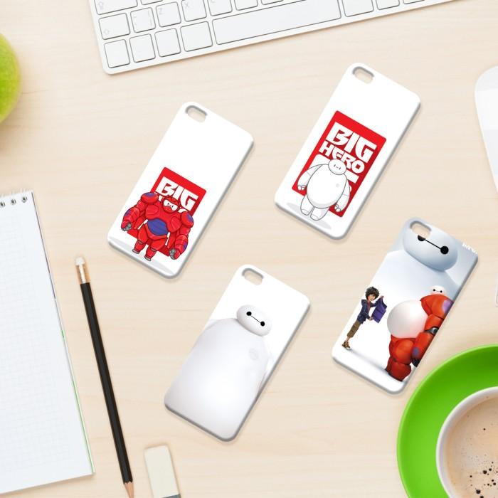 harga Casing baymax big hero 6  case hp handphone iphone samsung sony lg a17 Tokopedia.com