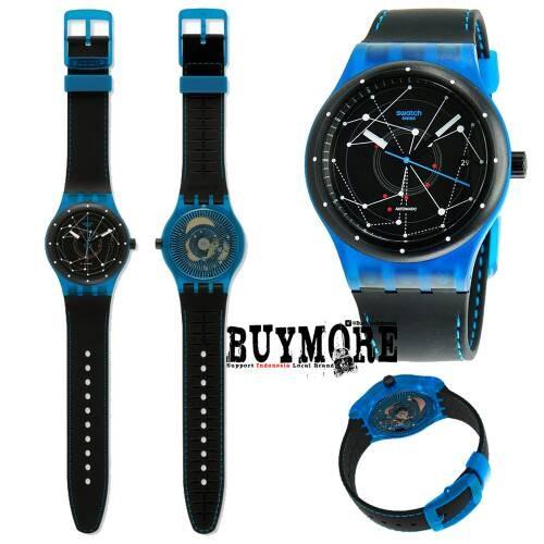Swatch SUTS400 System51 Original - Jam Tangan Pria
