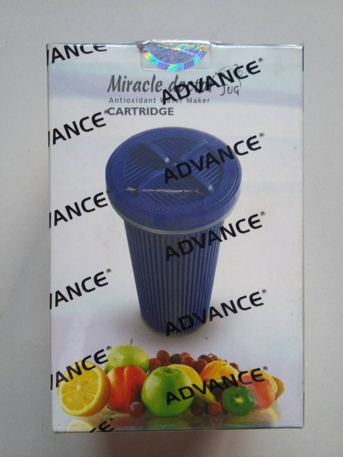 Cartridge advance miracle doctor jug ...