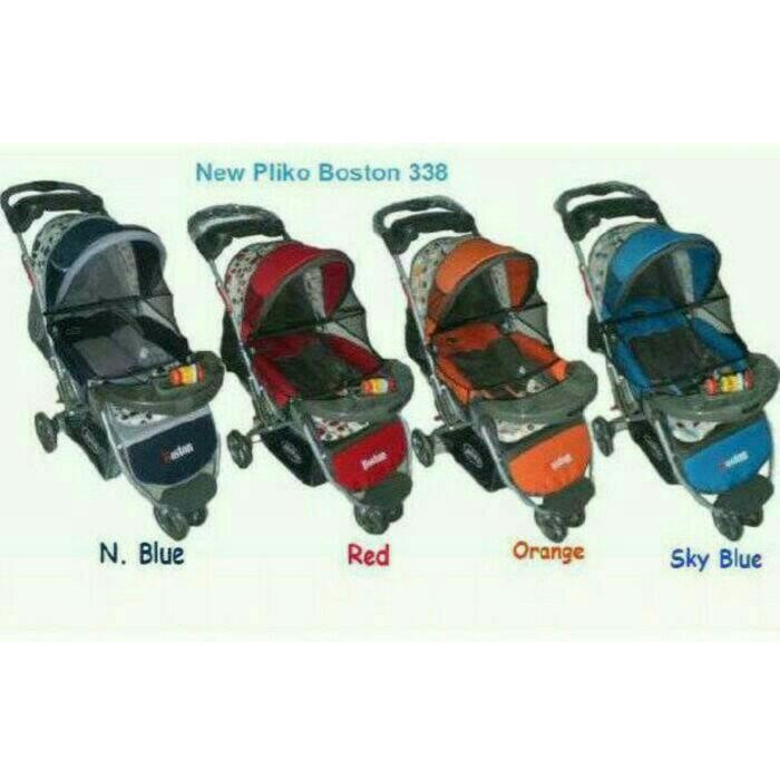 harga Baby Stroller Pliko Boston-roda 3 Tokopedia.com