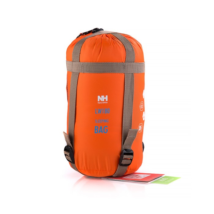 4e1c283e6bf Jual Naturehike Mini UltraLight Sleeping Bag (Orange) - Hike n Run ...