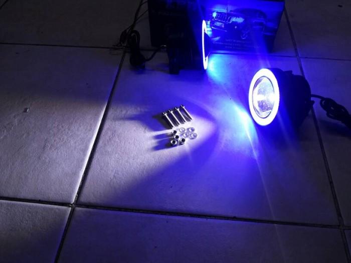 harga Lampu sorot projector foglamp angeleyes diameter 6,5cm Tokopedia.com