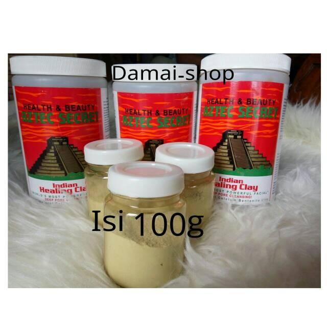 harga Aztec secret indian healing clay 100% natural calcium bentonite Tokopedia.com