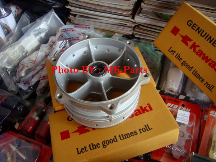 harga Tromol depan kawasaki ninja r ori kmi Tokopedia.com