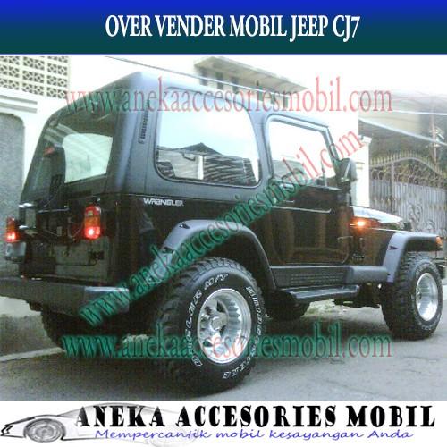 harga Over fender/fender offroad mobil jeep cj7 model baut l Tokopedia.com