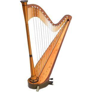 harga Diy miniatur papercraft alat musik harpa Tokopedia.com