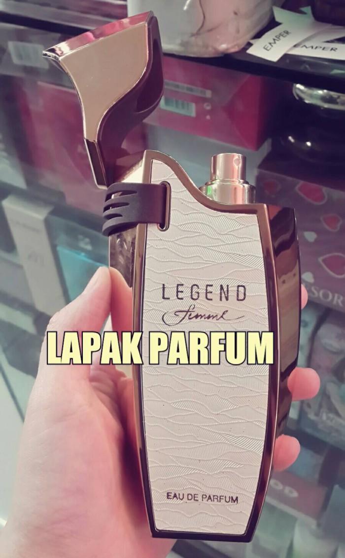 Jual Parfum Original Paris 100 Emper Legend Femme Lapak