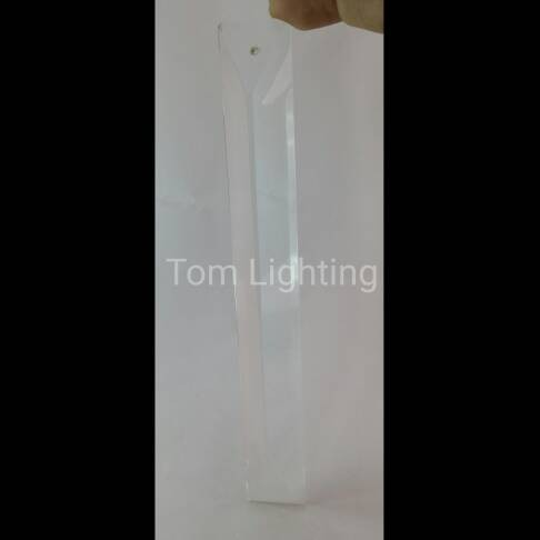 harga W06. kristal bentuk panjang aksesoris natal Tokopedia.com