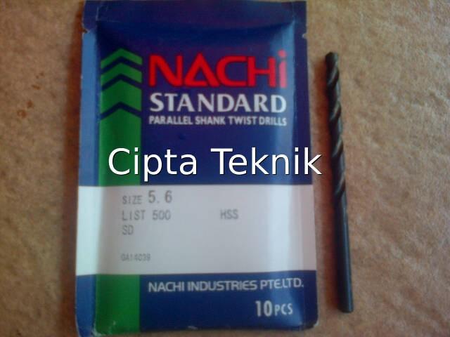 harga Mata bor nachi 5,6mm Tokopedia.com