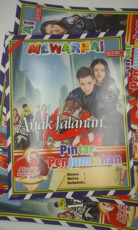 Jual Buku Mewarnai Gambar Anak Jalanan Hidayah Print Tokopedia