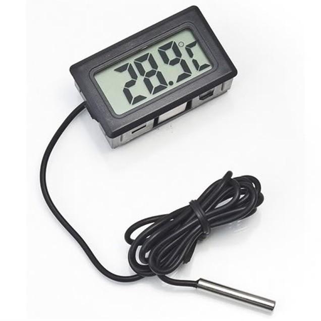 harga Termometer / thermometer digital suhu tubuh / air / ruangan free batre Tokopedia.com