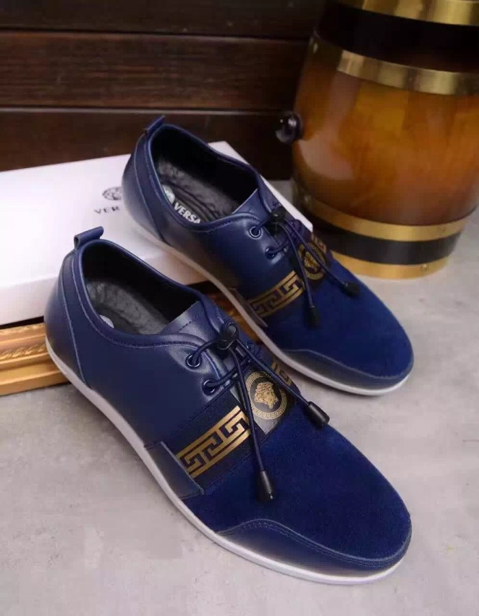 Jual Sepatu casual Versace (mirror quality) - Luxury Project  63c64a1a55