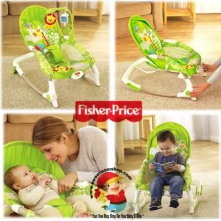 harga Sweetmomshop fisher price newborn to toddle bouncer Tokopedia.com