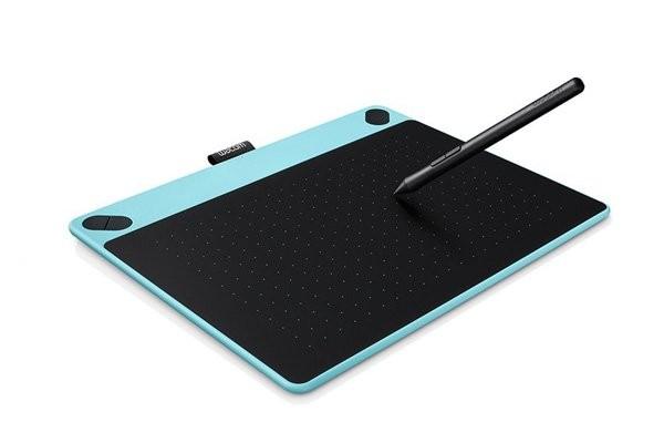 harga Wacom intuos ctl-490/b0-c draw pen small blue graphics tablet Tokopedia.com