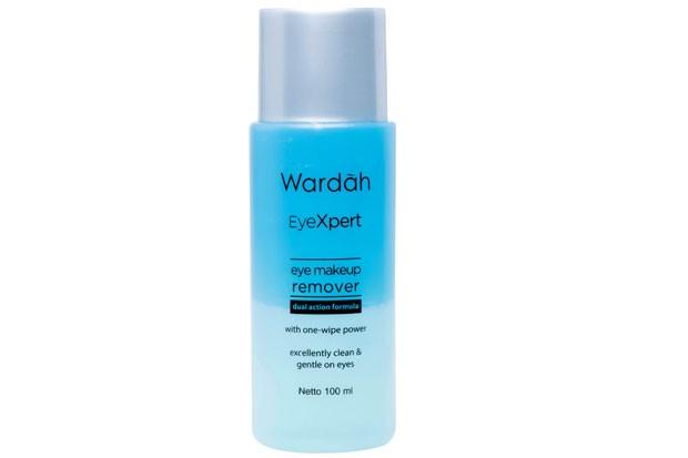 harga Wardah eyexpert makeup remover 100ml Tokopedia.com