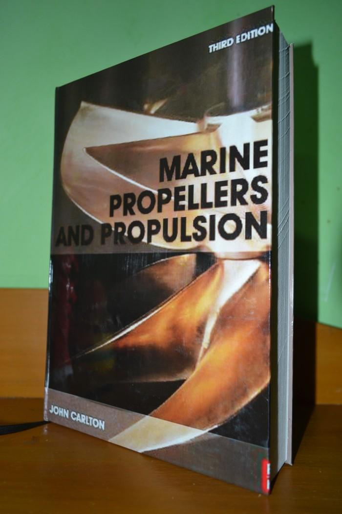 harga Buku teknik perkapalan-marine propellers and propulsion 3rd Tokopedia.com