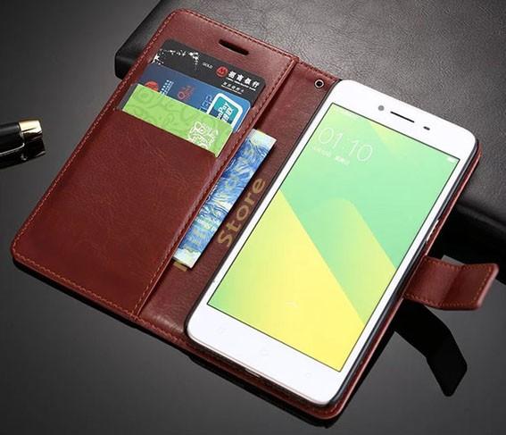 new concept dd5e1 becf3 Jual Oppo A37 Wallet Leather Flip Cover Casing Case Dompet Sarung Kulit -  Jakarta Selatan - Forsakey Gadget Acc | Tokopedia