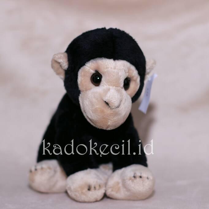 Boneka monyet lucu little monkey 117af6af73