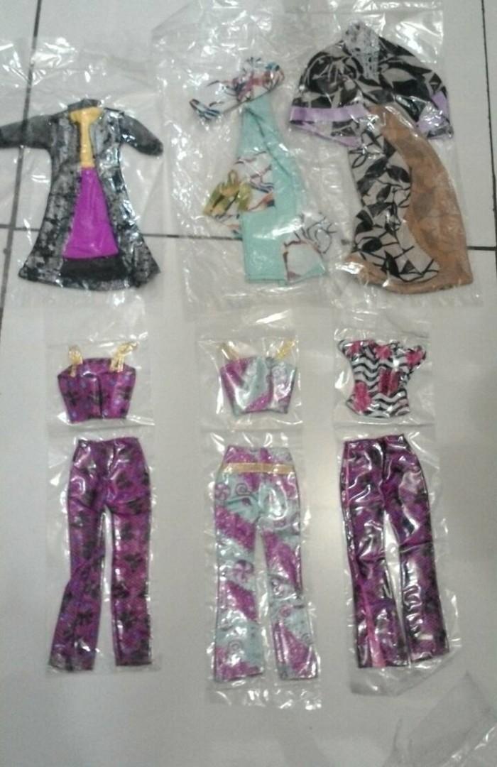 40 Contoh Baju Barbie Online Paling Bagus