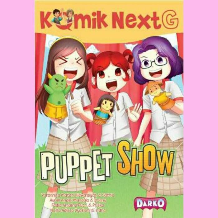 Komik Next G: Puppet Show