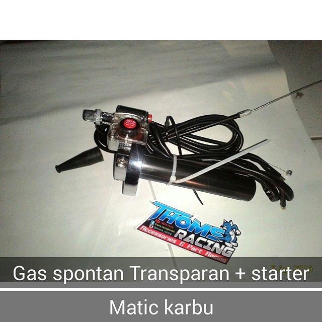 harga Gas Spontan Matic Model Ktc Tombol Tokopedia.com